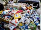 Em apenas cinco dias, campanha 'Turismo Solidário' arrecada duas toneladas de alimentos