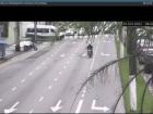 Câmeras de Santos ajudam a prender homem suspeito de furtar motos