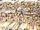 Polícia apreende 2 toneladas de maconha em Santos