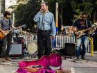 Pete Hassle & Screw'd Blues Band se apresenta em Santos pela primeira vez