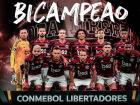 Gabigol faz dois, Flamengo vira sobre River e é campeão da Libertadores