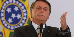 Bolsonaro questiona apuração das eleições e volta a citar voto impresso
