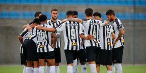Atlético-MG vive surto de covid-19 com mais dez casos confirmados
