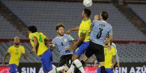 Seleção do Uruguai registra novos sete casos de covid-19