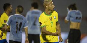 Eliminatórias: Brasil faz 2 a 0 no Uruguai e chega à 4ª vitória consecutiva