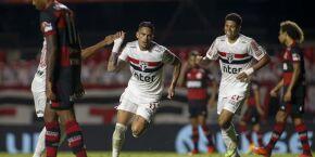 São Paulo elimina o Flamengo e se garante na semifinal da Copa do Brasil