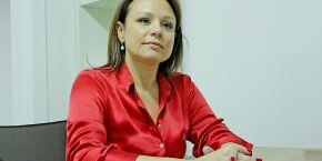 Janaina Ballaris anuncia apoio a Danilo Morgado