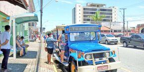 Greve deixa população sem ônibus em Itanhaém