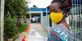 Projeto ensina isolamento seguro a pacientes com covid-19 em favelas