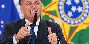 Nilton C. Tristão - Bolsonaro, Jones, Manson & Applewhite
