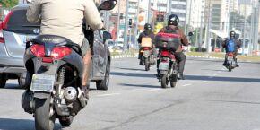 Acidentes entre motociclistas na pandemia crescem 50% na Baixada Santista