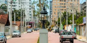 Remodelação urbana interdita trecho da Avenida Paris