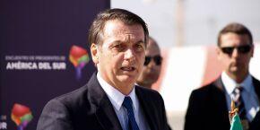 'Não vou dizer que eu sou um excelente presidente', diz Bolsonaro a apoiadores