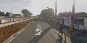 Motorista que levava cocaína acelera contra PM a pé e é baleado na Linha Amarela, em SV