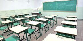Alunos da rede estadual terão que participar em 1/3 de aulas presenciais