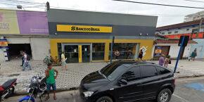 Criminosos invadem banco em Bertioga e causam danos, mas não conseguem levar dinheiro