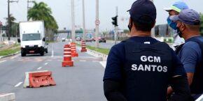 Baixada Santista não deverá ter barreiras sanitárias no fim de ano