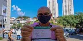 Doria anuncia data para vacinação de idoso entre 60 e 64 anos