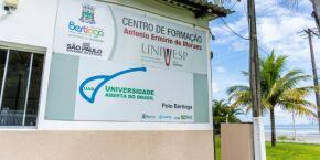 Universidade pública com polo em Bertioga abre inscrição para vestibular nesta segunda