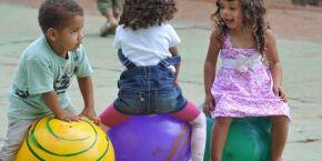 Desde o nascimento: Como criar uma criança para ser inteligente
