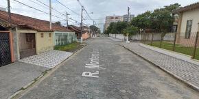 Dupla tenta assaltar PM feminina em Praia Grande e foge após ela atirar