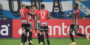 São Paulo bate Sporting Cristal e vence 1ª fora na Libertadores em 6 anos