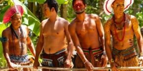 Valores da cultura indígena são exaltados em exposição fotográfica on-line