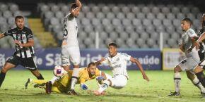 Santos aproveita erros da Inter de Limeira, volta a vencer e reage no Paulistão