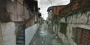 Desconhecido alcoolizado mata morador de São Vicente que estava sentado conversando
