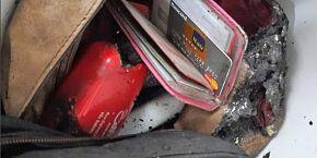 Bolsa de mulher morta pelo vizinho em São Vicente é achada queimada no apartamento dele