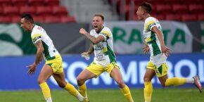 Indefensável: Palmeiras volta a falhar nos pênaltis e perde Recopa para Defensa y Justicia
