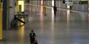 Governo proíbe entrada de estrangeiros em voos provenientes da Índia
