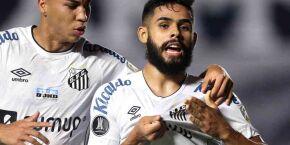 Santos vence o Boca na estreia de Diniz e renasce na Libertadores