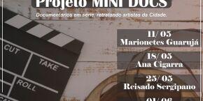 Série de documentários artísticos 'Mini docs' estreia nesta terça