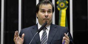 Rodrigo Maia é expulso do DEM