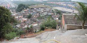 Morros de Santos estão em estado de atenção