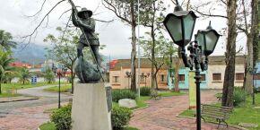 Largo do Sapo vai virar bulevar cultural em Cubatão