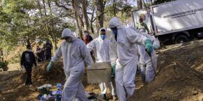 Pandemia vê aumento de mortes por causas mal definidas em 30%