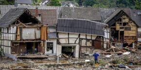 Chuvas deixam 117 mortos na Europa e disparam alerta contra mudanças climáticas