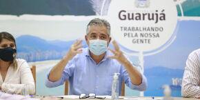 Prefeito de Guarujá e secretário de Educação recebem liberdade provisória