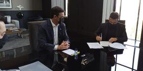Prefeitura assina convênio para ampliação do Hospital Municipal de Bertioga
