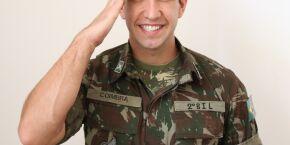 Tenente Coimbra - Ao Soldado brasileiro, a minha continência!