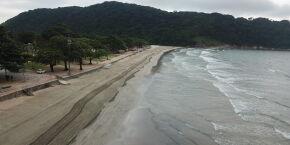 Guarujá participa de mobilização por limpeza de praias neste sábado (18)