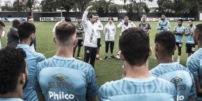 Correndo sério risco de rebaixamento, Santos terá força máxima contra o Juventude