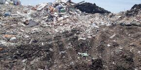 Em São Vicente, Guarda Civil flagra descarte irregular de resíduos no Jóquei Clube