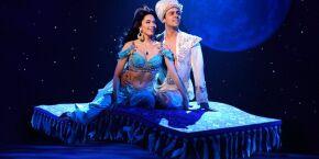 Deu ruim: Musical 'Aladdin' é suspenso após casos de Covid-19