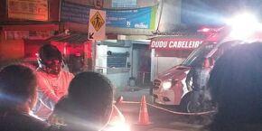 Motoqueiro atira na direção de grupo e três jovens são mortos no Jabaquara