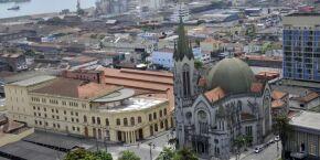 Prefeitura de Santos avalia 56 imóveis para projetos de moradias na região Central