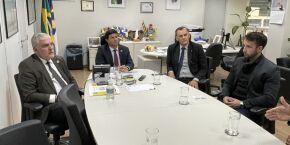 Cancelamento da temporada de cruzeiros é discutida em Brasília