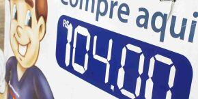 Preço do botijão de gás já passa de R$ 100 em Santos